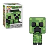 Funko Pop! Creeper 320 Minecraft Muñeco Original