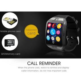 0295df6f9a69b Smartwatch Q18 Whatsapp - Relógios no Mercado Livre Brasil