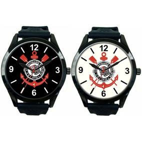 aa4b29bf8b9 Relogio Corinthians Pulso Masculino - Relógios De Pulso no Mercado ...