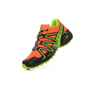 Tenis Speedcross 3 Cs Orange Super