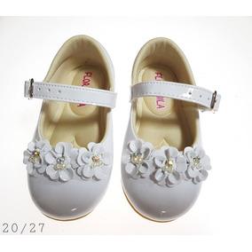 Sapato Luxo Menina Batizado Festa Aniversário