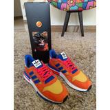 Tenis adidas X Dragon Ball Z Zx 500 Rm Goku