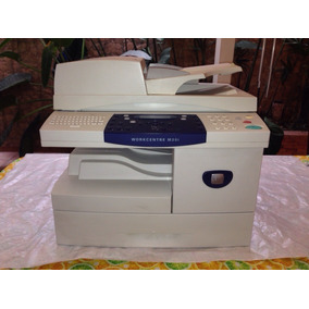 Multifuncional Xerox Workcentre M20i. En Perfecto Estado!!!