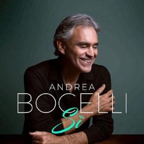 Cd Andrea Bocelli Si Em Estoque!