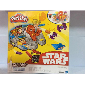 Play-doh Star Wars Millennium Falcon B0002