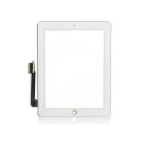Tela Vidro Touch Ipad 3 + Home + Adesivo A1403 A1416 A1430
