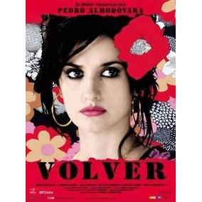Poster Cartaz Volver - 30x42cm