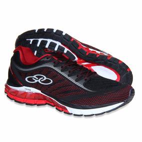 Zapatillas Olympikus Modelo Impact Gel Running Runway (5200)