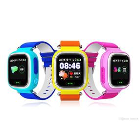 Relógio Inteligente Gps Criança Q90 Wifi Anti Perda