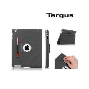 Capa Case Targus Ipad 2/3/4 Slim Cinza Thd00602us-50