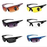 Óculos Sol Ciclista Esporte Esportivo Óculos Esportivos