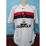 Camisa Flamengo Nike 2001 2002 - Esportes e Fitness no Mercado Livre ... 4d87575117d6a