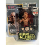 Ufc Ultimate Collector Georges St-pierre Championship Editio