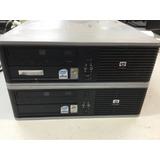 Cpu Hp Compaq Hp Dc7800 Sff , Core 2 Do A 2.6ghz , 2 De Ram