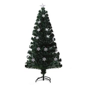 942b83059647b Arbol Navidad Con Nieve Artificial Con Luces en Mercado Libre México