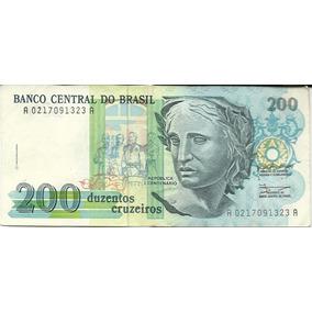 Cédulas 200 Cruzeiros A0217091323a Lote 72