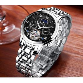 b9e886961eedb Relógio Moderno Automático Para Homem Frete Grátis - Relógios De ...