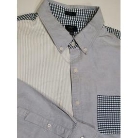 Camisa J. Crew Xl Original(no Dutti, Zara, Dkny)