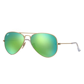 80c5e8e636a37 Capim Esmeralda De Sol Ray Ban Round - Óculos no Mercado Livre Brasil