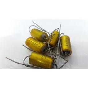 5 Capacitores A Òleo Cherry - 002 Ufd 600v