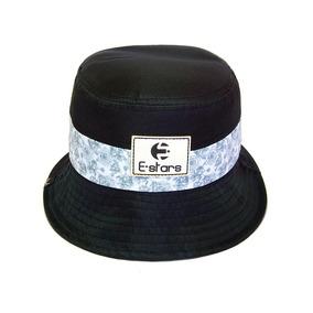 Chapeu Bucket Preto - Bonés no Mercado Livre Brasil 8f92d47b084
