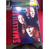 Dvd Smallville A Terceira Temporada Completa