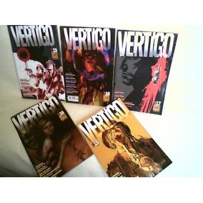 Lote De Revistas Vertigo 02 / Números 15-16-17-18-19