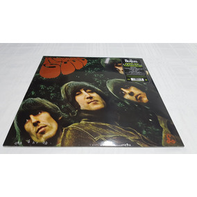 Lp The Beatles Rubber Soul (stereo) (180 Gram) Remaster