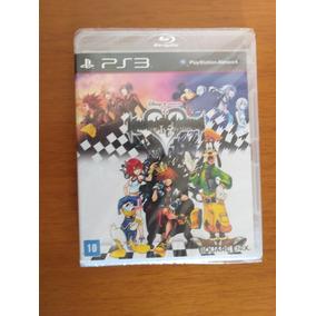 Kingdom Hearts Hd 1.5 Remix - Playstation 3 - Lacrado