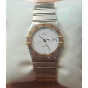 b7896e275ff4 Reloj De Oro 10 Kilates - Reloj para Hombre Omega en Mercado Libre ...