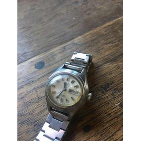 5dd0f1cb178 Relogio Pulso Antigo Automatico - Relógios no Mercado Livre Brasil