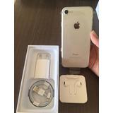 iPhone 7 Apple 32gb Ios 12 Original Usado 1 Mês