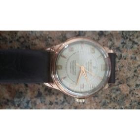97dda4fc6cc Antigo Relogio Ouro G Beguelin - Relógios no Mercado Livre Brasil