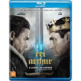 Rei Arthur - A Lenda Da Espada - Blu-ray