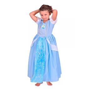 Disfraz Cenicienta C/ Luz Disney Orig New Toys Casa Valente