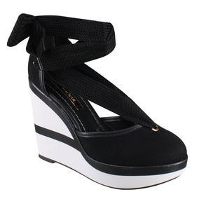 7c61e365c2 Lojas Polyelle Calcado Anabela Moleca - Sapatos no Mercado Livre Brasil