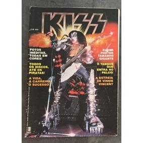 Kiss Revista Poster Somtrês
