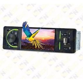 Mp5 Player Automotivo Veicular Bluetooth Fm Usb Sd Tela 4