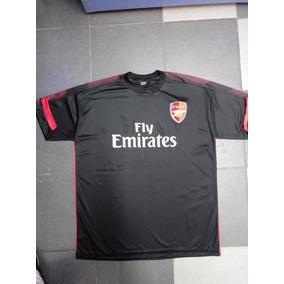 Camiseta Arsenal Negra - Camisetas en Mercado Libre Argentina 754042e2f9b25