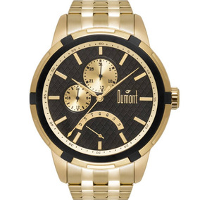 Relógio Dumont Masculino Garbo Dujr10ak/4d