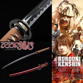 Sakabatou Espada Katana Invertida Samurai X Rurouni Kenshin