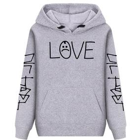 Blusa De Frio Casaco Agasalho Moletom Lil Peep Love Mod 03 94248c3dec