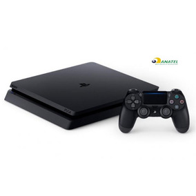 Playstation 4 Slim Sony 500gb Ps4 Original Bivolt Play 4