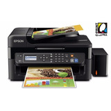 Impresora Multifuncional Epson Wf2530 Sistema Tinta Usada