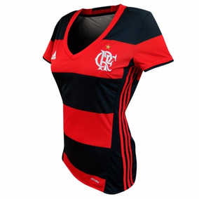Baby Look Flamengo Torcida Feminina - Camisetas Manga Curta no ... 7cd18aaa1f39d