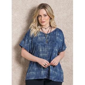 2a3dc973a Blusa+viscose+vario+modelo Tamanho Xxg - Blusas para Feminino no ...