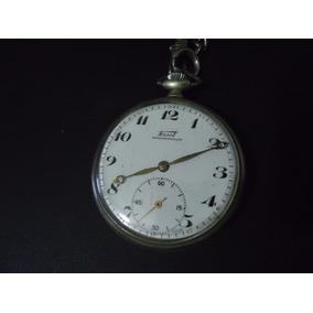 84ecfb36655 Relogio Bolso Tissot Antimagnetique Segundeiro - Relógios no Mercado ...