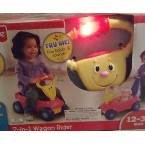 Fisher - Price 2 En 1 Infant Wagon Rider
