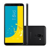 Smartphone Samsung Galaxy J8 64gb Preto 4g - 4gb Ram