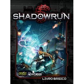 Livro Rpg Shadowrun 5 Quinta Edição Livr Jason M Hardy